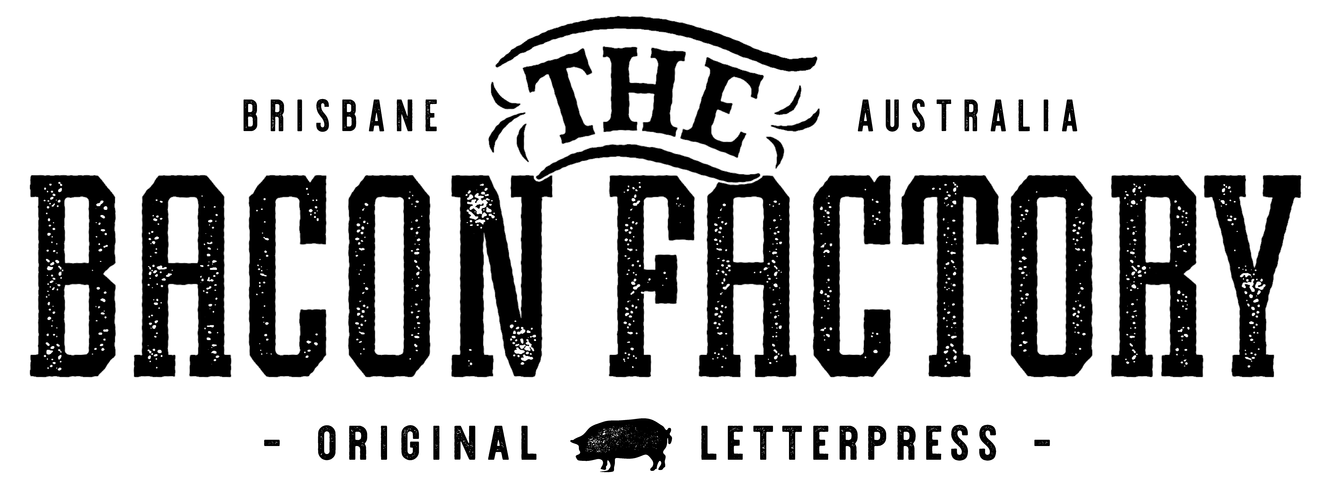 The Bacon Factory – Letterpress Co-sharing